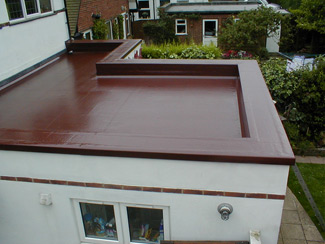 Flast Roof System Flat Roof Systems